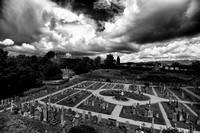 Stirling Castle B&W