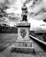 Robert The Bruce B&W